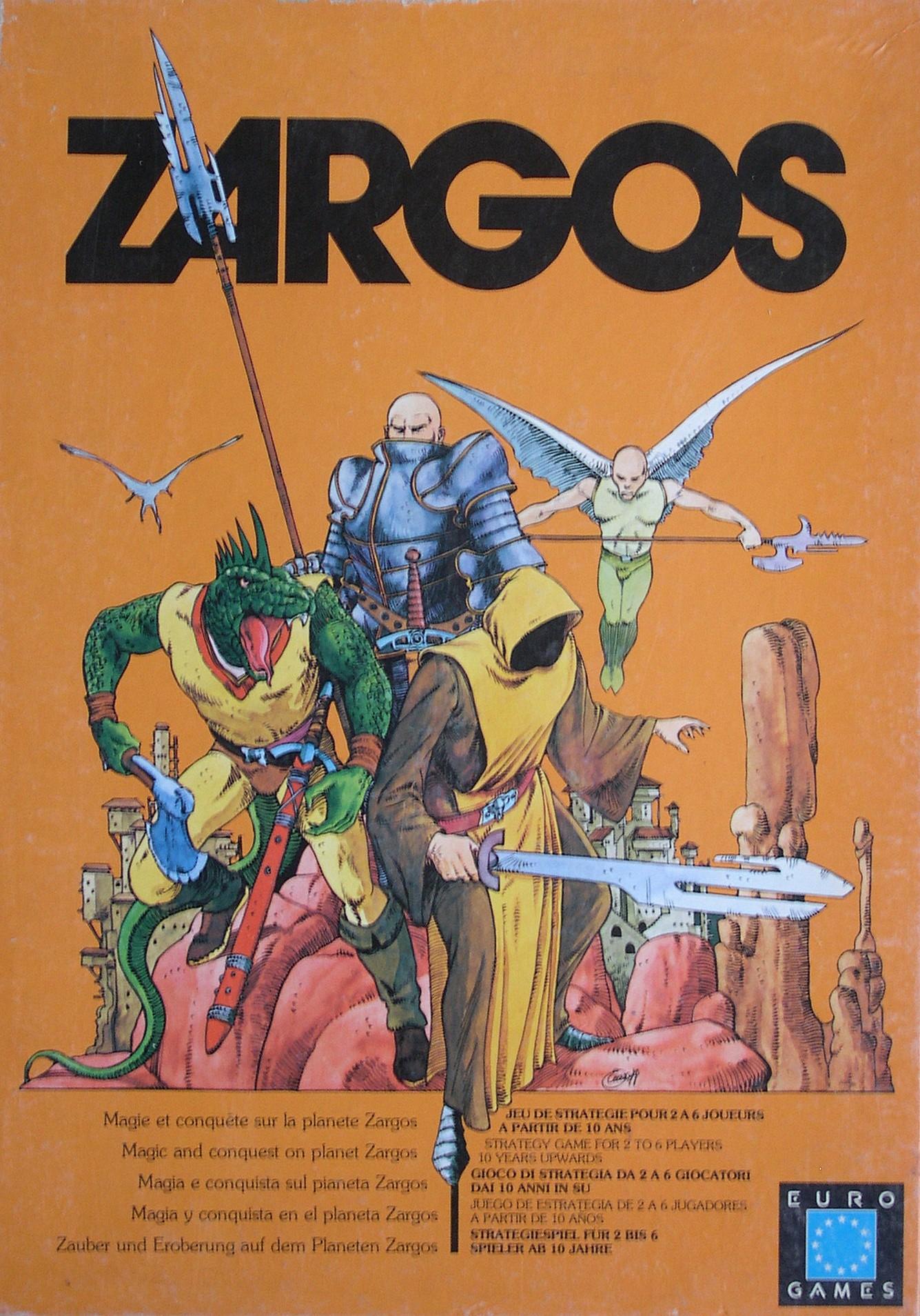 Souvenir d'hexagone Zargos